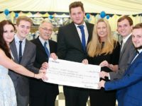 Reaseheath College students raise £33,000 for local charities