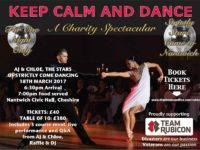 "Charity event ""Keep Calm and Dance"" set for Nantwich Civic Hall"