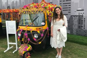 Reaseheath College floristry students prove hit at Chelsea Flower Show