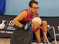 Former Crewe & Nantwich RUFC star earns GB wheelchair rugby call up