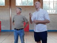 MP Kieran Mullan backs Nantwich youth club drive for weekend sessions