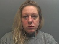 South Cheshire woman jailed for running over two victims in revenge attack