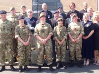 Nantwich-Crewe King's Shilling Walk to honour First World War