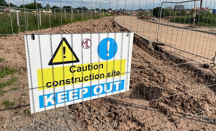 Kingsbourne – Reaseheath bypass site entrance near Welshmen's Lane-Wettenhall Road crossroads (1) (1)