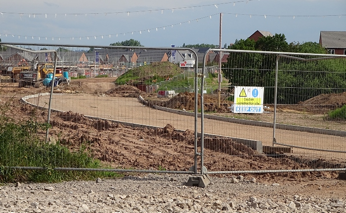 Kingsbourne – Reaseheath bypass site entrance near Welshmen's Lane-Wettenhall Road crossroads (2) (1)
