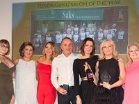 Tarporley hair salon owner scoops national award for fundraising