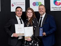 Nantwich firms celebrate honours at South Cheshire Chamber awards night