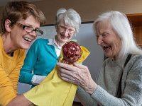 Dementia pilot study at Belong Crewe hailed big success