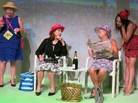 Review: Nantwich Players and their Ladies Day production