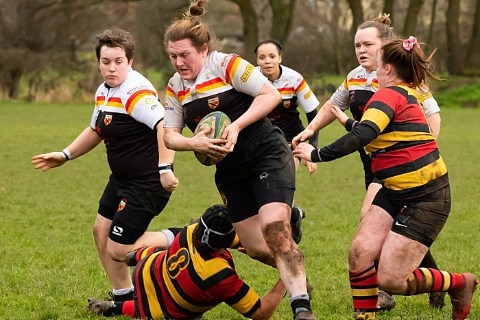 Ladies RUFC v Sunderland