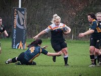 Crewe & Nantwich RUFC Ladies crash to first league defeat of season