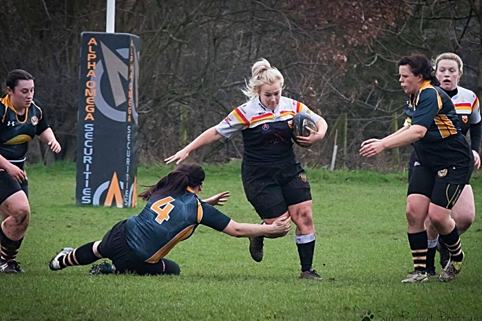 Ladies RUFC v Vagabonds 1