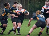 Crewe and Nantwich RUFC Ladies hammer Vagabonds 74-7 to retain top spot