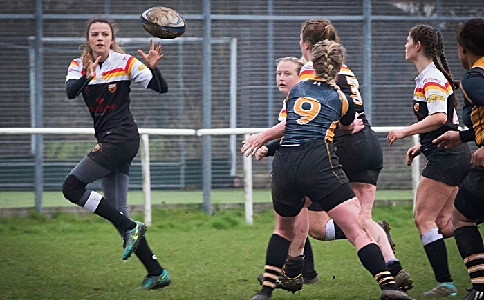 Ladies RUFC v Vagabonds 4