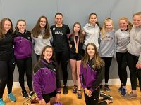 World Cup netball star helps South Cheshire's Ladyhawks celebrate 10 years