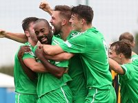 Nantwich Town earn dramatic FA Cup last minute victory