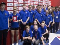 Nantwich teenager achieves Cheshire first at national swimming event