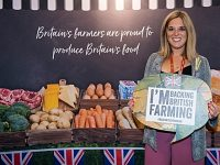 MP Laura Smith champions Back British Farming Day in Westminster