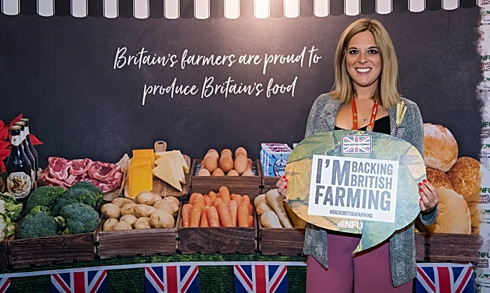 Laura Smith MP - farming