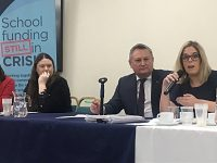 "Nantwich MP Laura Smith calls for ""urgent need"" for extra school funding"