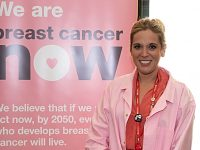 Crewe & Nantwich MP Laura Smith backs breast cancer fair at Parliament