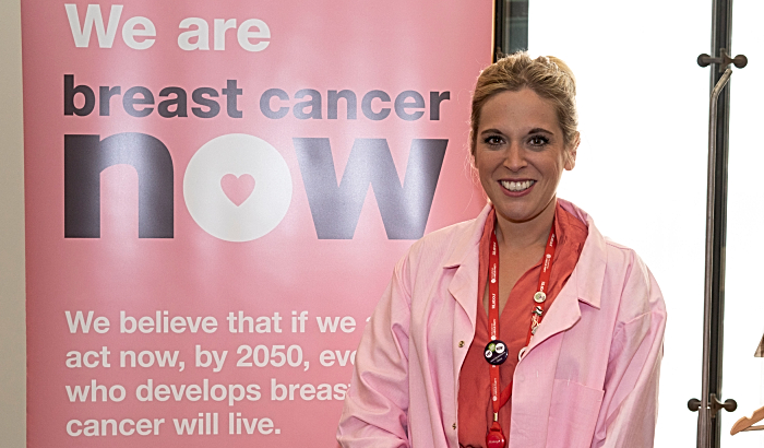 Laura Smith MP - breast cancer now
