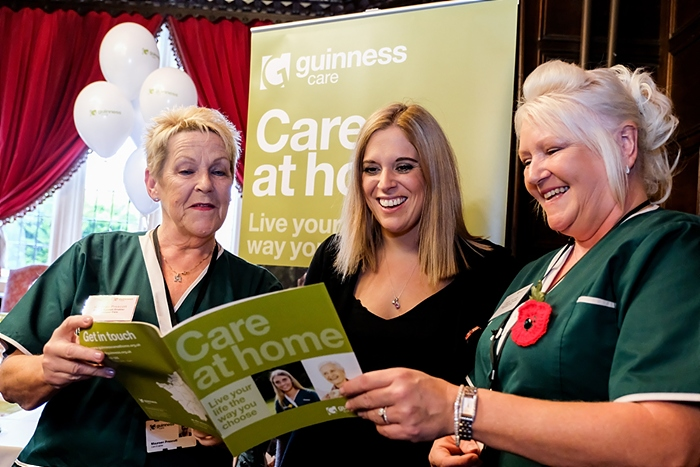 Laura Smith MP with carers Maureen Prescott and Claire Farrelly - print (1)