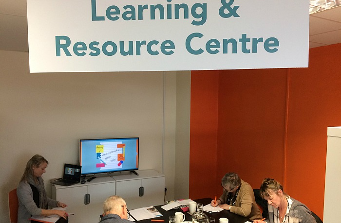 Learning and Resource Centre, Right at Home