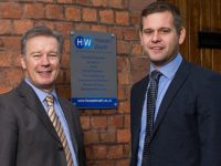 Nantwich-based Howard Worth promotes new partner, Martin Webb