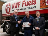 NWF tanker driver from Nantwich wins industry award
