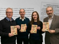 New history book launched at Nantwich Museum