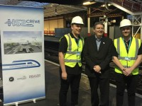 Cheshire business leaders welcome HS2 hub station for Crewe
