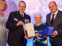 Nantwich pensioner stars at Cheshire Police ACE Awards