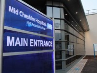 Mid Cheshire Hospitals Trust top performer in UK, new study shows