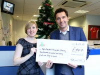 Edward Timpson marathon run raises £3,700 for MRI appeal