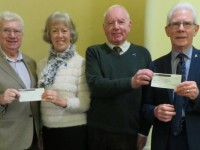 Nantwich councillor's birthday raises £3,000 for local causes