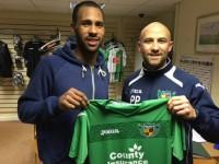 Nantwich Town sign Leek striker Liam Shotton
