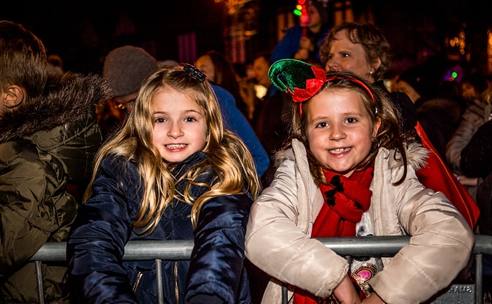 Lights switch on Nantwich 4