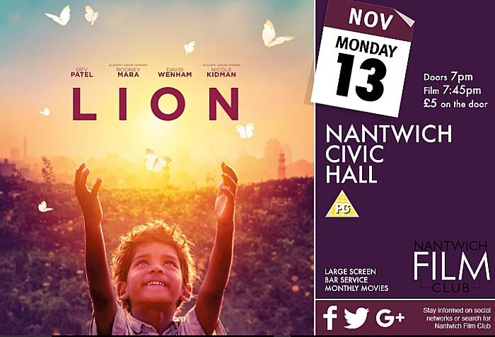 Lion - Nantwich Film Club