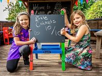 Nantwich pre-school gets full marks from visitors at Open Day