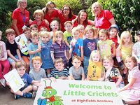 One of oldest pre-school groups in Nantwich celebrates anniversary in new base