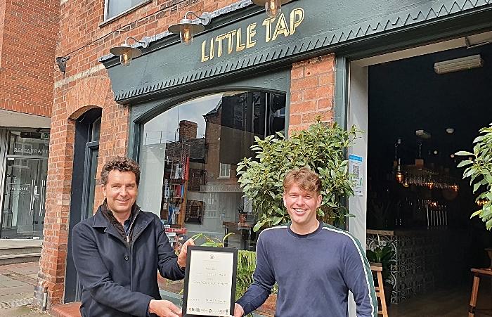 Little Tap, Tarporley - COVID beer heroes pubs