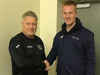 Nantwich Town sign ex Huddersfield goalkeeper Lloyd Allinson on loan