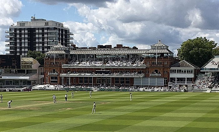 Lord's cricket ground pic by Yorkspotter
