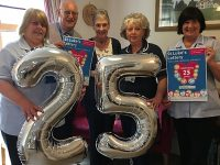 St Luke's Hospice celebrates 25 years of fundraising lottery