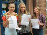Malbank Sixth Form celebrates Nantwich student A level success