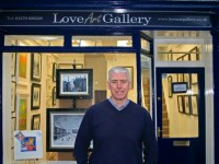 New Nantwich art gallery to exhibit local artists