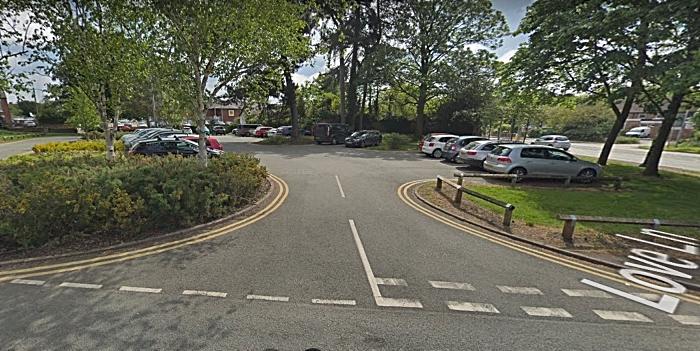 Love Lane car park - alleged assault