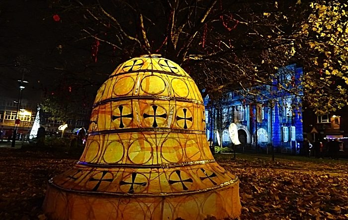 Lumen - Crewes Night of Lights decoration (1)