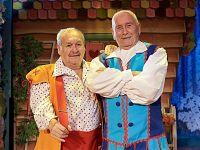 Cannon and Ball to return to Crewe Lyceum for Peter Pan panto